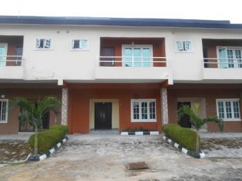 Luxury 3 Bedrooms Terrace Duplex, By Abraham Adeshino, Osapa, Lekki, Lagos, Detached Duplex for Sale