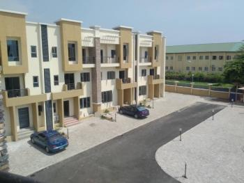 4 Bedrooms Terrace Duplex, Jabi, Abuja, Terraced Duplex for Rent