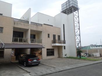 4 Bedrooms, 2 Sitting Room+ Bq, Inside Estate, Maitama District, Abuja, Terraced Duplex for Sale