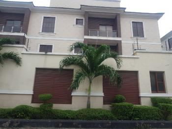 Well Built, Luxury 5 Bedroom Semi-detached House + Stand Alone Bq, Mojisola Onikoyi Estate, Ikoyi, Lagos, Semi-detached Duplex for Sale
