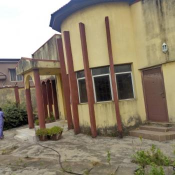a Fully Detached Mixed Use Property, Suitable for a Guess House, Office Space, Learning Institute Or Training Center Etc., Olowora Road, Olowore, Isheri, Lagos, Hotel / Guest House for Rent