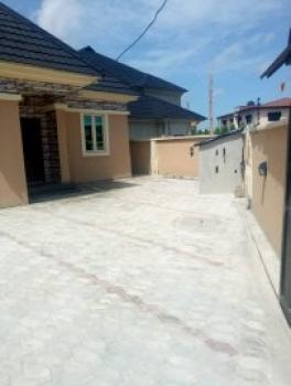 Newly Built 3 Bedroom Bungalow with a Room Bq, United Estate, Sangotedo, Ajah, Lagos, House for Sale