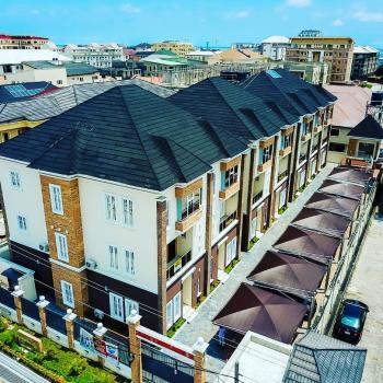 Brand New 4 Bedroom Terrace Duplex + Bq, Palace Rd, Oniru, Victoria Island (vi), Lagos, Terraced Duplex for Sale