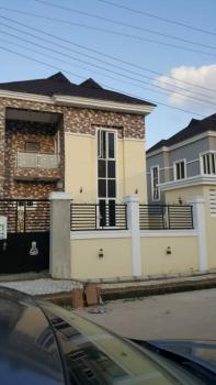 Newly Built 4 Bedroom Duplex with a Room Bq, Peninsula Garden Estate, Ajah, Lagos, Semi-detached Duplex for Rent
