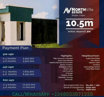 Land with Governors Consent at Ibeju Lekki, By Elemoro Area, Bogije, Ibeju Lekki, Lagos, Residential Land for Sale