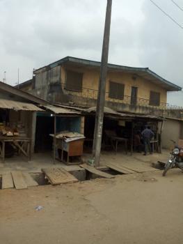 Land (demolish-able Upstairs), Beesam, Mafoluku, Oshodi, Lagos, Residential Land for Sale