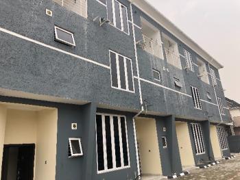 Tastefully Finished 4 Bedroom Terraced Duplex with Bq, Agungi, Lekki, Lagos, Terraced Duplex for Rent