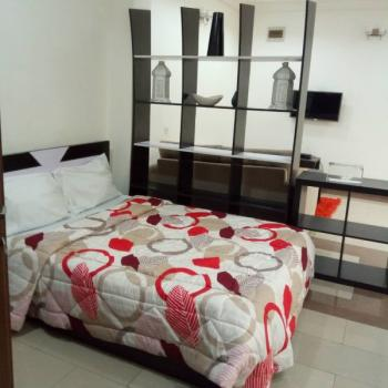 Cozy Fully Furnished & Serviced Studio Apartment in a Secured Estate., Off Elegushi Beach Road, Lekki Phase 1, Lekki, Lagos, Mini Flat Short Let