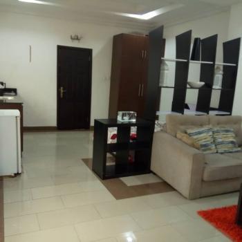 Cozy Fully Furnished & Serviced Studio Apartment in a Secured Estate., Off Elegushi Beach Road, Lekki Phase 1, Lekki, Lagos, Mini Flat Short Let