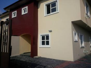 a Charming and Lovely 3 Bedroom Terrace, Behind Chevy View, Idado, Lekki, Lagos, Terraced Duplex for Sale