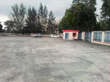 3,000 Square Metres of Completely Fenced Land, Opebi Link Road, Off Mobolaji Bank Anthony Road; Opposite Sheraton Hotels and Towers, Opebi, Ikeja, Lagos, Commercial Land for Sale