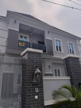 Brand New & Tastefully Finished 5 Bedroom Fully Detached Duplex with Bq, Chevy View Estate, Lekki, Lagos, Detached Duplex for Sale