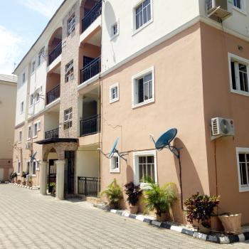a Well Renovated and Spacious 2 Bedroom Apartment, By Peace Park, Utako, Abuja, Flat for Rent