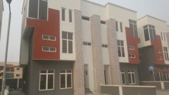 Elegant 4 Bedroom Terrace Duplex, Osapa, Lekki, Lagos, Semi-detached Duplex for Sale