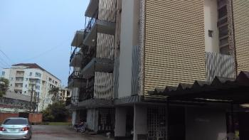 Nicely Built 3 Bedroom Apartment with a Lot of Green Area, Okotie Ebo Street, Falomo, Ikoyi, Lagos, Flat for Rent