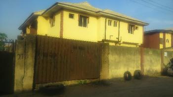 Block of 4 Flats, Ajisafe Street, Ojo, Lagos, Block of Flats for Sale