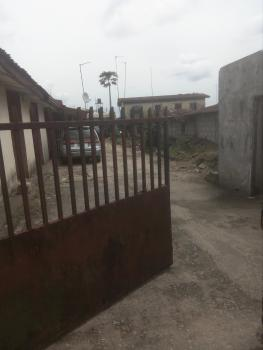 2 Plot of Land with Some Old Structures in It, Rumuomasi, Port Harcourt, Rivers, Residential Land for Sale