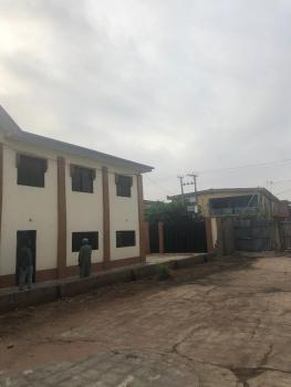 Open Plan Office Complex Measuring 450sqm for Event Centre, Office, Warehouse, Church Auditorium, Workshop with All Facilities, New Oko-oba, Agege, Lagos, Office Space for Sale