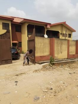 a Very Solid and Neat 2 Numbers of  Very Spacious 4 Bedrooms Flats  with a Good Facilities in a Secured Location in a  Secured Street, Obawole-ogba Extension, Iju-ishaga, Agege, Lagos, Flat for Rent