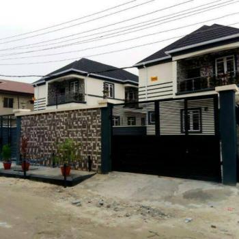 Newly Built 4 Bedroom Detached Duplex, Budo Estate, Ajah, Lagos, Detached Duplex for Sale