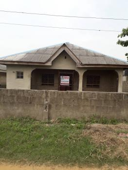 a 2 Bedroom Bungalow on a Plot of Land, Opp Well Care Int. School,  Ayeni B/stop, Ibeshe, Ikorodu, Lagos, Detached Bungalow for Sale