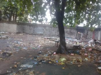 a Parcel of Land Measuring 1200sqm, Kudirat Abiola Way, Along Oregun Road, Oregun, Ikeja, Lagos, Commercial Land for Rent