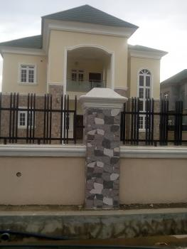 a Tastefully Finished Brand New 6 Bedroom Bedroom Fully Detached Duplex with 2 Room Bq, Festrust Estate, Behind Aso Radio, Katampe, Abuja, House for Sale