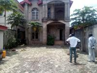5bedroom Duplex With Jacuzzi, Fagba, Agege, Lagos, Detached Duplex For Sale