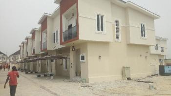 New 4 Bedroom Terrace Duplex Tastefully Finished, Lafiaji, Lekki, Lagos, Terraced Duplex for Rent