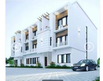 Luxury 4 Bedroom Duplex, Ikeja Gra, Ikeja, Lagos, Terraced Duplex for Sale