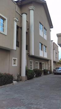 Well Built Serviced 3 Bedroom Flat in a Close in Osborne Foreshore Estate, Ikoyi, Osborne Foreshore Estate, Osborne, Ikoyi, Lagos, Flat for Rent