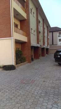 Top Notch 5 Bedroom Terrace House with a Room Bq in The Quiet and Flood Free Free Street, Parkview, Ikoyi, Lagos, Terraced Duplex for Rent