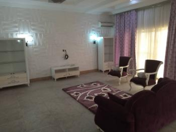 a Distinguished Serviced Apartment Block with 24hours Light, Gym, Acs, Swimming Pool, Just Off The Oando Filling Station, Gaduwa, Abuja, Flat for Rent