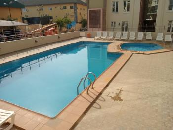 a Distinguished Apartment Within a Serviced Block with Swimming Pool, 24hrs Electricity, Elevators, Gym, Acs), Off Oando Filling Station, Gaduwa, Abuja, Flat for Rent