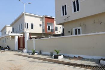 Brand New, Alluring, Well Located and Luxury 4 Bedroom Terrace Houses, Orchid Estate, By Chevron, Lekki Expressway, Lekki, Lagos, Terraced Duplex for Rent