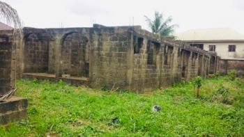 Carcass Structure on a Piece of Land, Harmony Estate , Aboru, Iyana Ipaja, Ipaja, Lagos, Mixed-use Land for Sale
