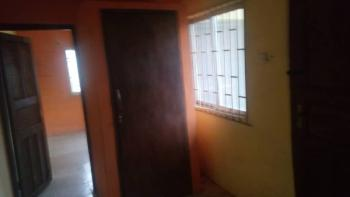 Well Maintained Spacious Mini Flat Fenced and Gated with Water Self Balcony with Toilet and Bathroom and Kitchen, Ipaja, Lagos, Mini Flat for Rent