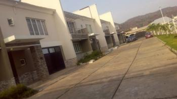 Elegant 4 Units of 4 Bedroom Serviced Terrace Duplexes with a Bq,gardens, Ideally for Vips, Diplomat, Katampe Extension, Katampe Extension, Katampe, Abuja, House for Rent