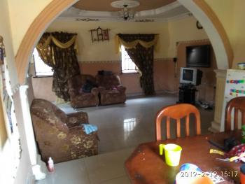 4 Bedroom Bungalow, Agbara-lusada Road,  Ijuri Bus Stop, Agbara-igbesa, Lagos, Detached Bungalow for Sale