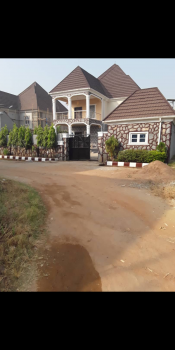 650sqm. Foundation, Dpc & Pillars. Has Space for Bq, Unity Estate, Kafe, Abuja, Residential Land for Sale