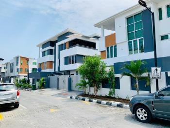 Luxury Contemporary 5 Bedroom Semi Detached House with Bq at Haven Homes (richmond Gardens), Richmond Gardens, Ikate Elegushi, Lekki, Lagos, Semi-detached Duplex for Sale