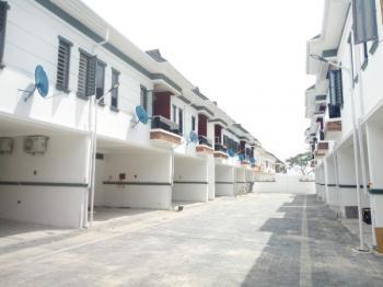Newly Built 4 Bedroom Terraced Duplex, Lekki Phase 2, Lekki, Lagos, Terraced Duplex for Rent