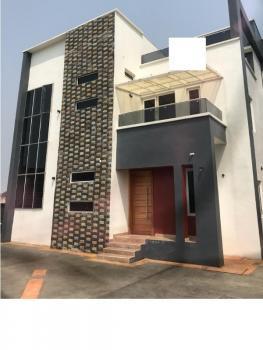 Newly Built Four Bedroom Detached House, Pinnock Beach Estate, Osapa, Lekki, Lagos, Detached Duplex for Sale