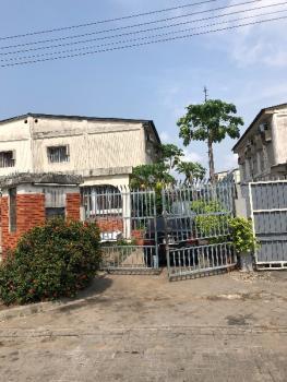 4 Bedroom Semidetached Duplex with 2 Room Bq, Ikeja Way, Dolphin Estate, Ikoyi, Lagos, Semi-detached Duplex for Sale