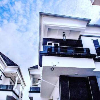 Newly Built 5 Bedroom Fully Detached Duplex with a Room Boys Quarters, Chevron Alternative Route, Lekki, Lagos, Detached Duplex for Sale