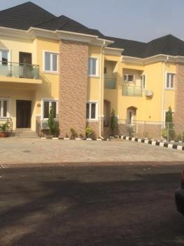 Exotic 4 Bedroom Semi-detached Duplex Fitted with Air Conditioners, By Next Cash and Carry, Kado, Abuja, Semi-detached Duplex for Rent