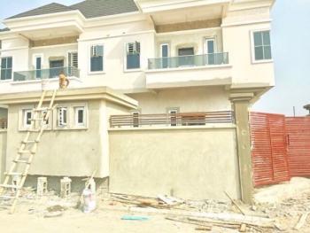Modern 4 Bedroom Semi Detached Duplex, Chevron Alternative Drive, Lekki, Lagos, Semi-detached Duplex for Sale