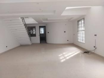 Luxury Serviced 4 Bedroom Duplex with a Room Bq (24hrs Power and Swimming Pool), Circle Mall, Osapa, Lekki, Lagos, Semi-detached Duplex for Rent