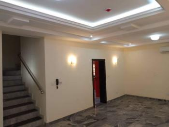 an Exquisitely Finished House , Serviced and Fitted (gym, 24hours Light, Acs, Washing Machine, Etc, Off Katsina Ala Street, Maitama District, Abuja, Terraced Duplex for Rent