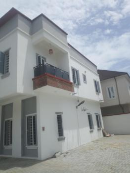 Brand New Luxury Serviced 4 Bedroom Terrace for Sale in a Very Good and Accessible Location, Chevron Alternative Route, Orchid Road, Lekki Expressway, Lekki, Lagos, Terraced Duplex for Sale